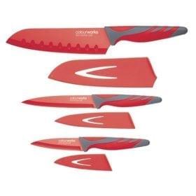 kc178152-Kitchen-Craft-3-reszes-szines-kes-szett-tokkal-piros