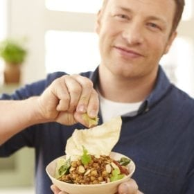 Jamie Oliver ready to eat meals