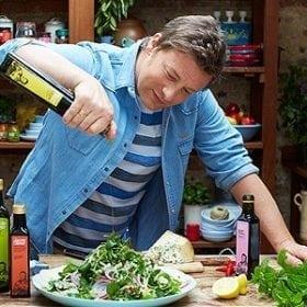 Jamie Oliver olasz konyhája